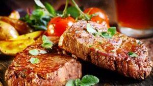 Как правильно и вкусно приготовить ромштекс из говядины?