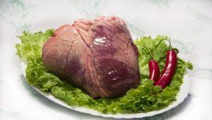 Как приготовить говяжье сердце?