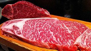 Как приготовить мраморную говядину?