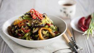 Как приготовить овощи по-корейски?