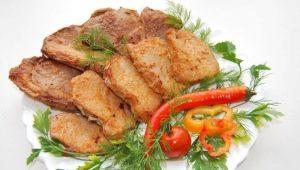 Как приготовить свиной эскалоп в духовке?