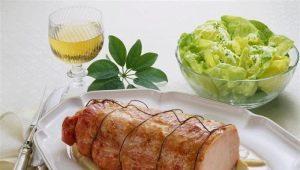 Как приготовить свиной карбонад?