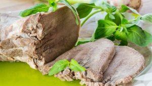 Как приготовить свиной язык?