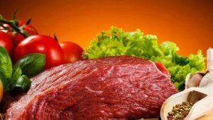 Калорийность и пищевая ценность говядины