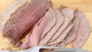 Калорийность и состав вареной свинины