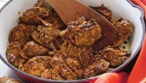 Куриная печень: свойства и правила употребления