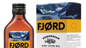 Норвежский рыбий жир: особенности и правила применения
