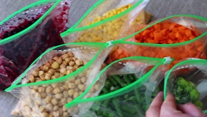 Пакеты для заморозки овощей: как выбрать и использовать?