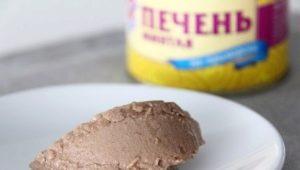 Печень минтая: особенности, свойства и рецепты