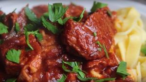 Рецепты приготовления гуляша из говядины