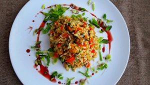 Рецепты приготовления мидий с рисом