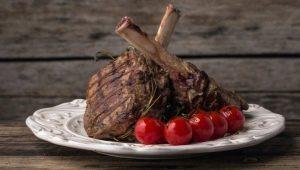 Рецепты приготовления свинины на кости