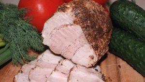 Рецепты приготовления свиной грудинки
