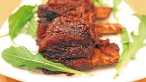 Рецепты приготовления вкусных говяжьих ребер