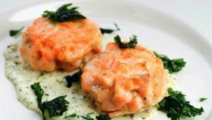 Рецепты приготовления вкусных котлет из красной рыбы