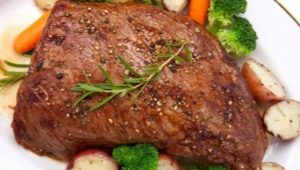 Советы по приготовлению говядины в рукаве