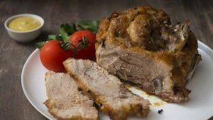 Свиной окорок: калорийность и рецепты приготовления