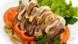 Свойства и калорийность свиного сердца