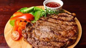 Тонкости приготовления стейка из говядины