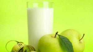 Диета на кефире и яблоках: особенности проведения и меню