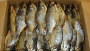 Где и как хранить сушеную рыбу в домашних условиях?