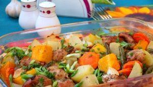Готовим филе индейки с овощами