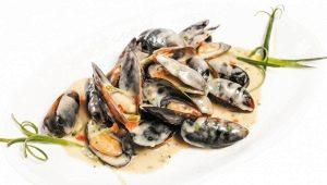 Готовим морепродукты с разными соусами