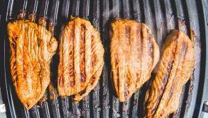 Индейка на гриле: калорийность и рецепты приготовления