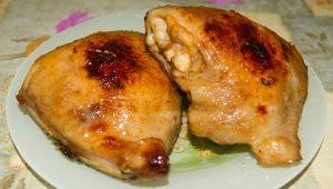 Как пожарить куриные бедра с хрустящей корочкой на сковороде?