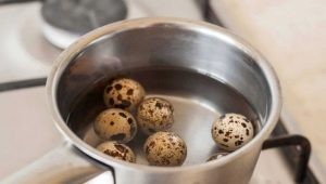 Как правильно варить перепелиные яйца?