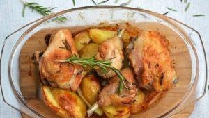 Как приготовить филе индейки с картофелем?