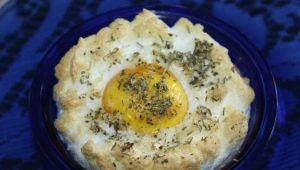 Как приготовить яичницу в духовке?