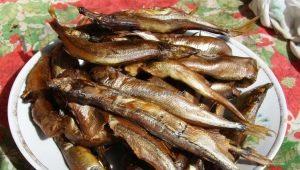 Калорийность и тонкости приготовления копченой мойвы