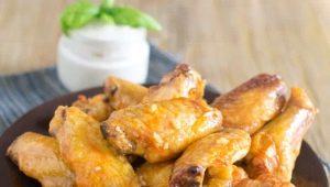 Куриные крылья: калорийность и тонкости приготовления в духовке
