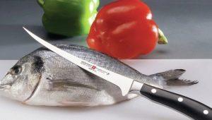 Ножи для рыбы: как выбрать и пользоваться?