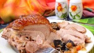 Рецепты приготовления блюд из филе бедра индейки