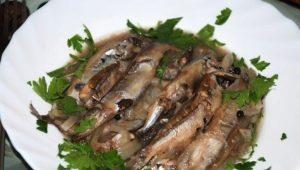 Шкара из мойвы – любимое блюдо черноморских моряков