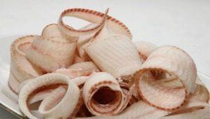 Строганина из рыбы: что это такое и как приготовить?