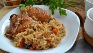 Тонкости приготовления индюшатины с рисом