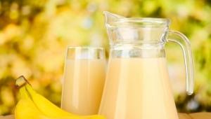 Банан от кашля: рецепты и правила лечения