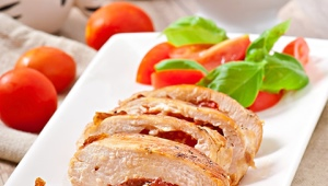 Рецепты приготовления куриной грудки с помидорами