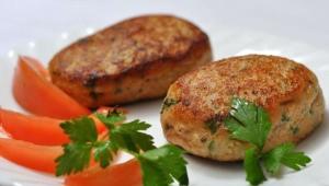 Рецепты приготовления рыбных зраз