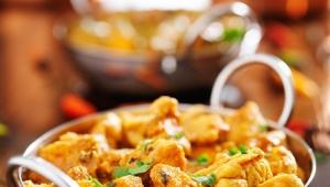 Способы приготовления курицы карри
