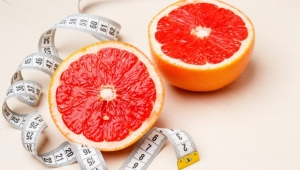 Грейпфрут для похудения: польза и вред, варианты диет
