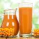 Облепиховый сок: польза и вред
