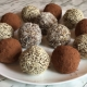 Как приготовить конфеты из сухофруктов?