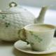 Особенности и свойства зеленого чая с молоком