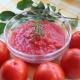 Томатное пюре: состав, свойства и способы приготовления