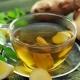 Зеленый чай с имбирем: свойства напитка и тонкости заваривания