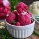 Маринованная цветная капуста: калорийность и рецепты быстрого приготовления на зиму